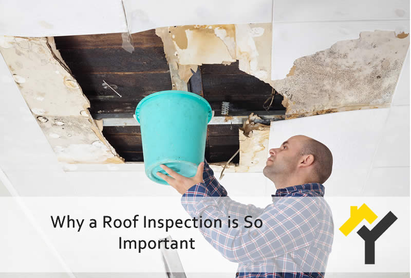 Why a Roof Inspection is So Important