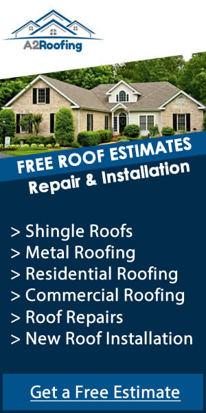 Get a Free Roofing Estimate from A2Roofing Today!