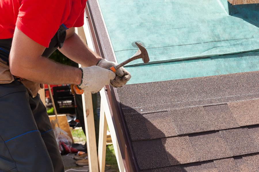 Roof Repair Done in Ypsilanti Michigan