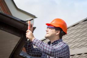 Fixing a Roof Leak in Ypsilanti Michigan