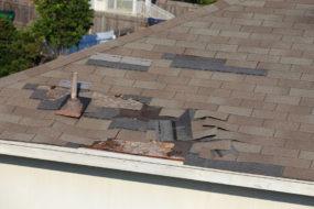 Roof Damage in Ypsilanti Michigan