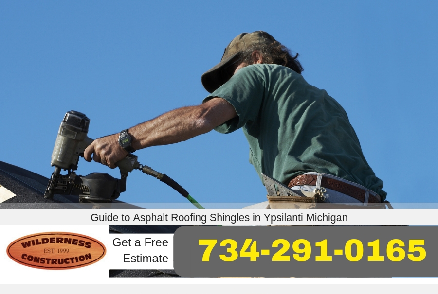 Guide to Asphalt Roofing Shingles in Ypsilanti Michigan