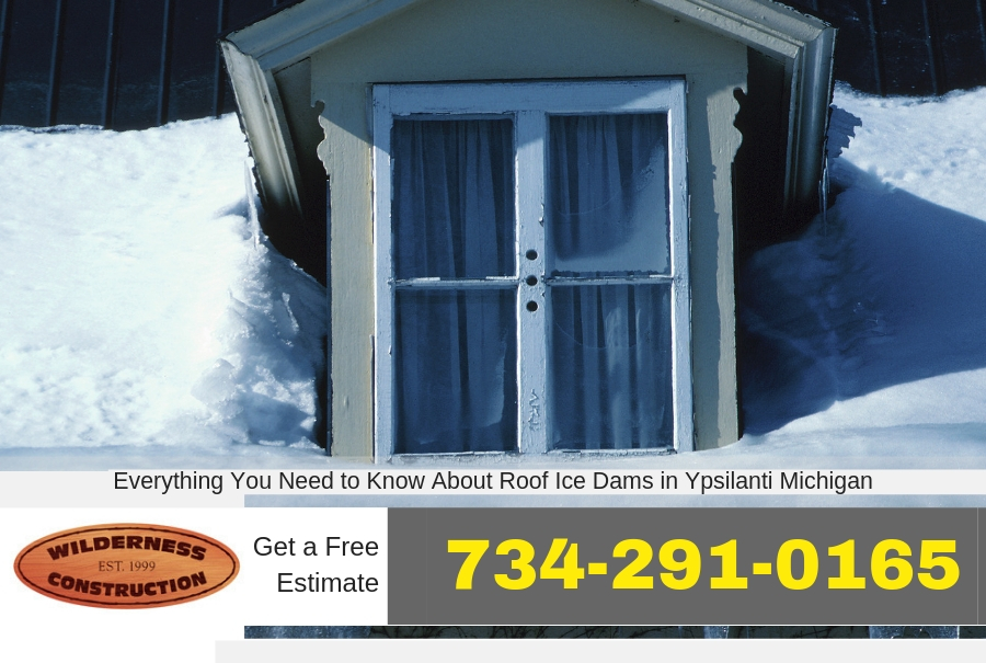 Everything You Need to Know About Roof Ice Dams in Ypsilanti Michigan