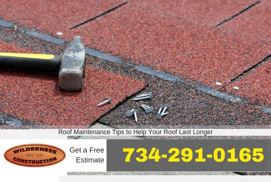 How Do You Know Whether To Go With A Roof Repair Or Replacement in Ypsilanti Michigan?