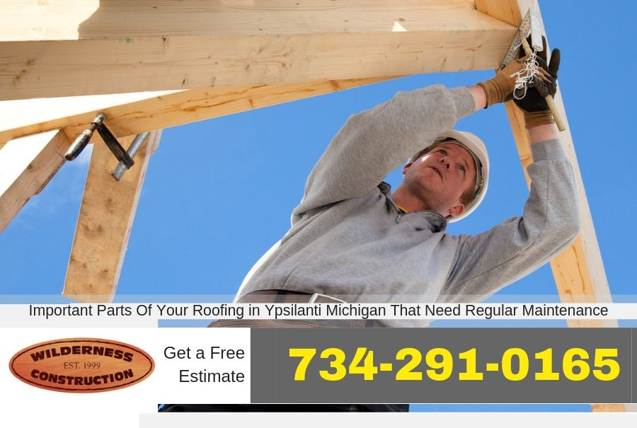 Important Parts Of Your Roofing in Ypsilanti Michigan That Need Regular Maintenance