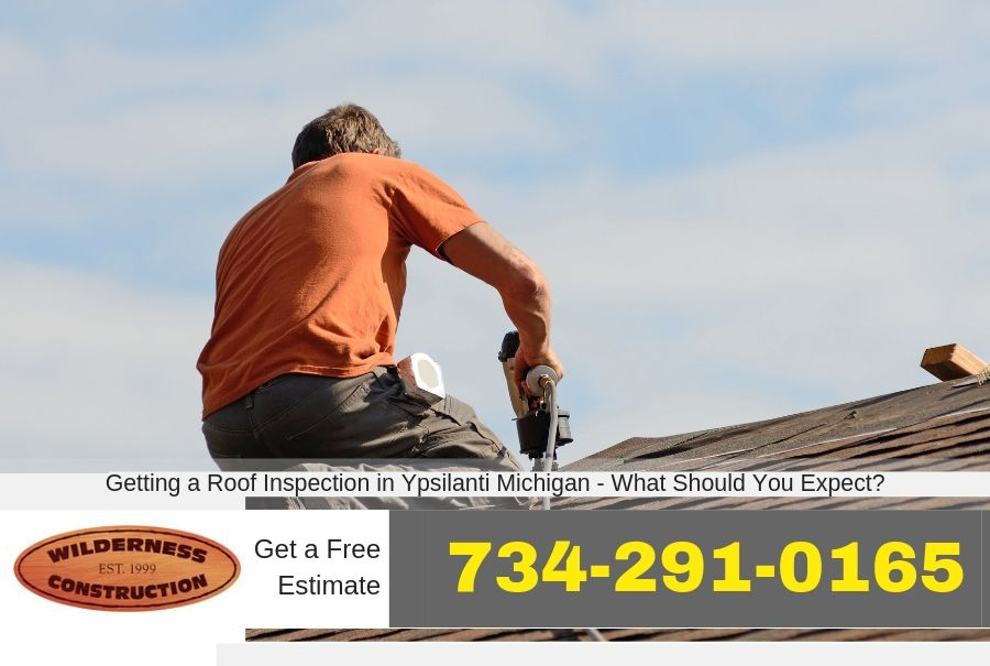 Getting a Roof Inspection in Ypsilanti Michigan - What Should You Expect?