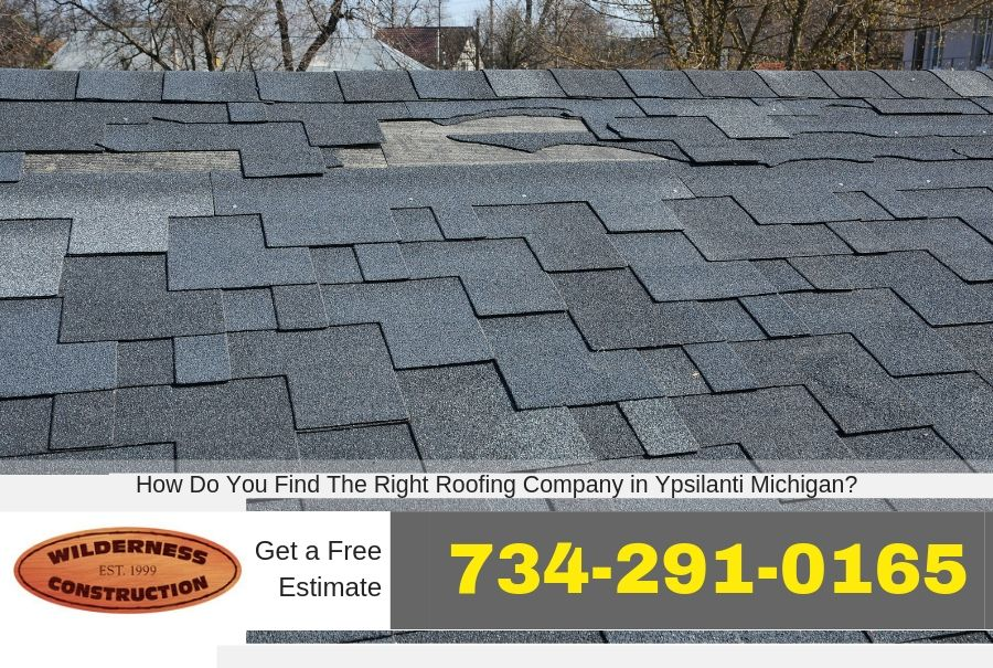 How Do You Find The Right Roofing Company in Ypsilanti Michigan?