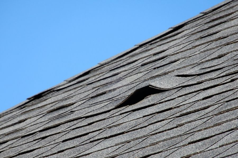 Ypsilanti MI Roof Shingle Repair