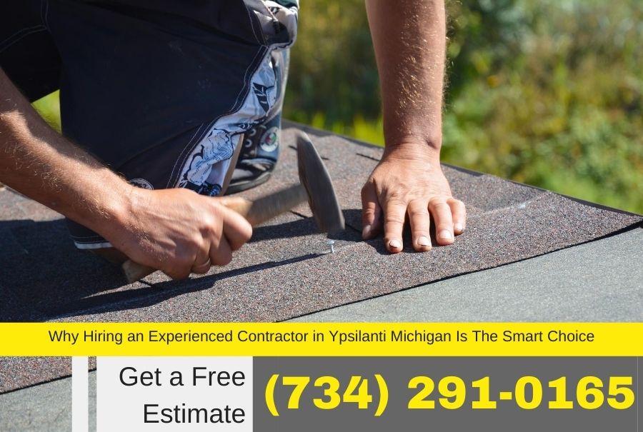 Professional Roofer Ypsilanti MI