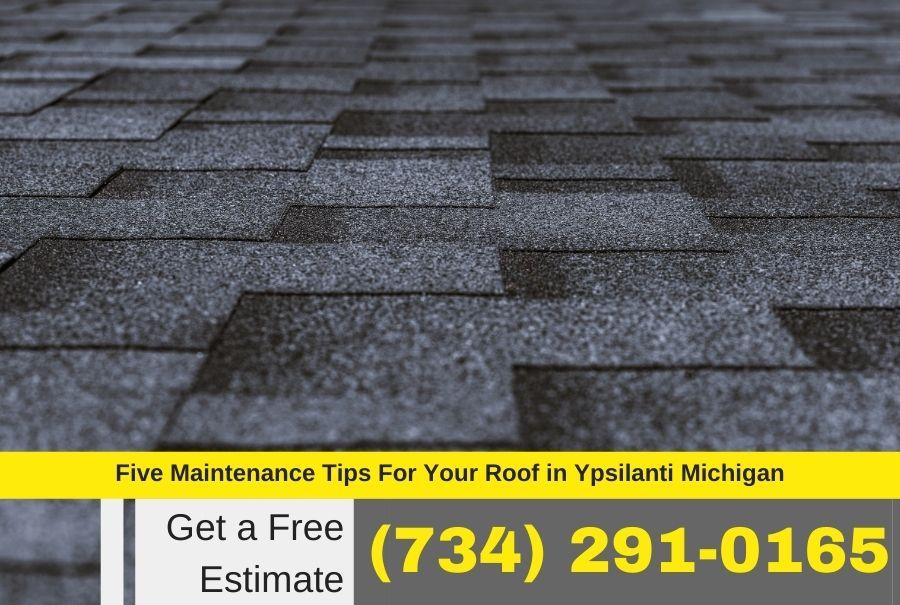 Roof Maintenance Ypsilanti MI