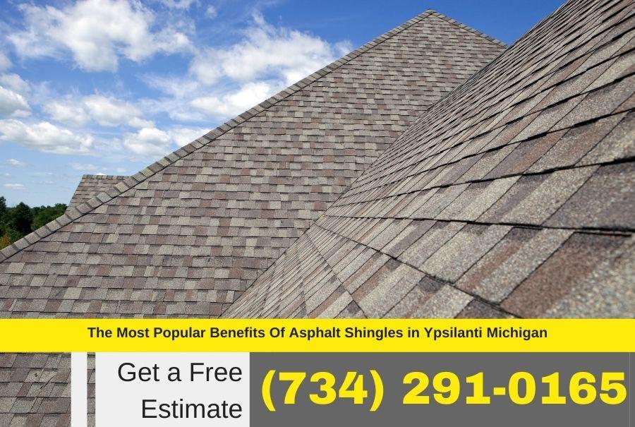 New Shingle Roof in Ypsilanti MI